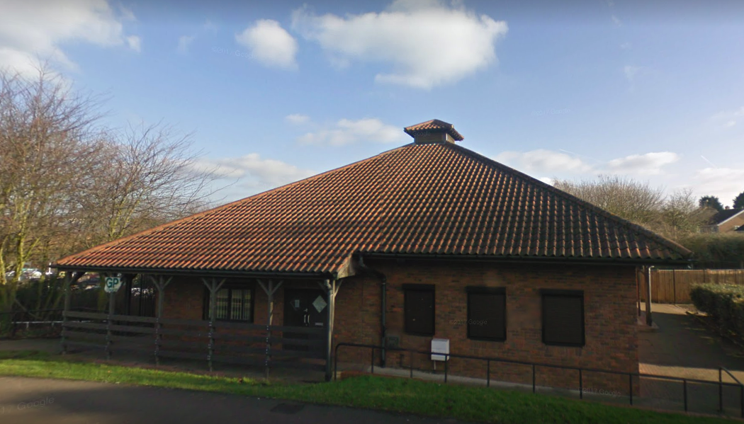 wateringbury branch surgery